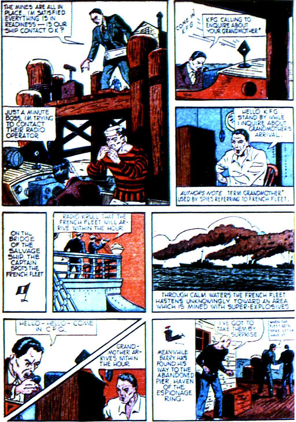 Read online Adventure Comics (1938) comic -  Issue #42 - 12