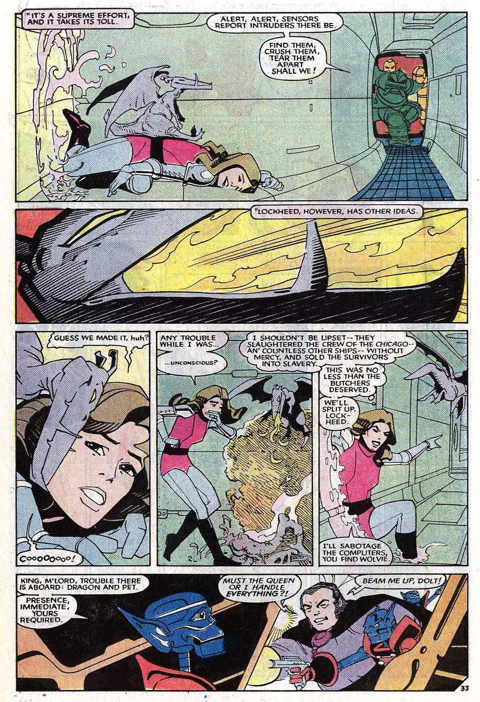 Read online Uncanny X-Men (1963) comic -  Issue # _Annual 8 - 40