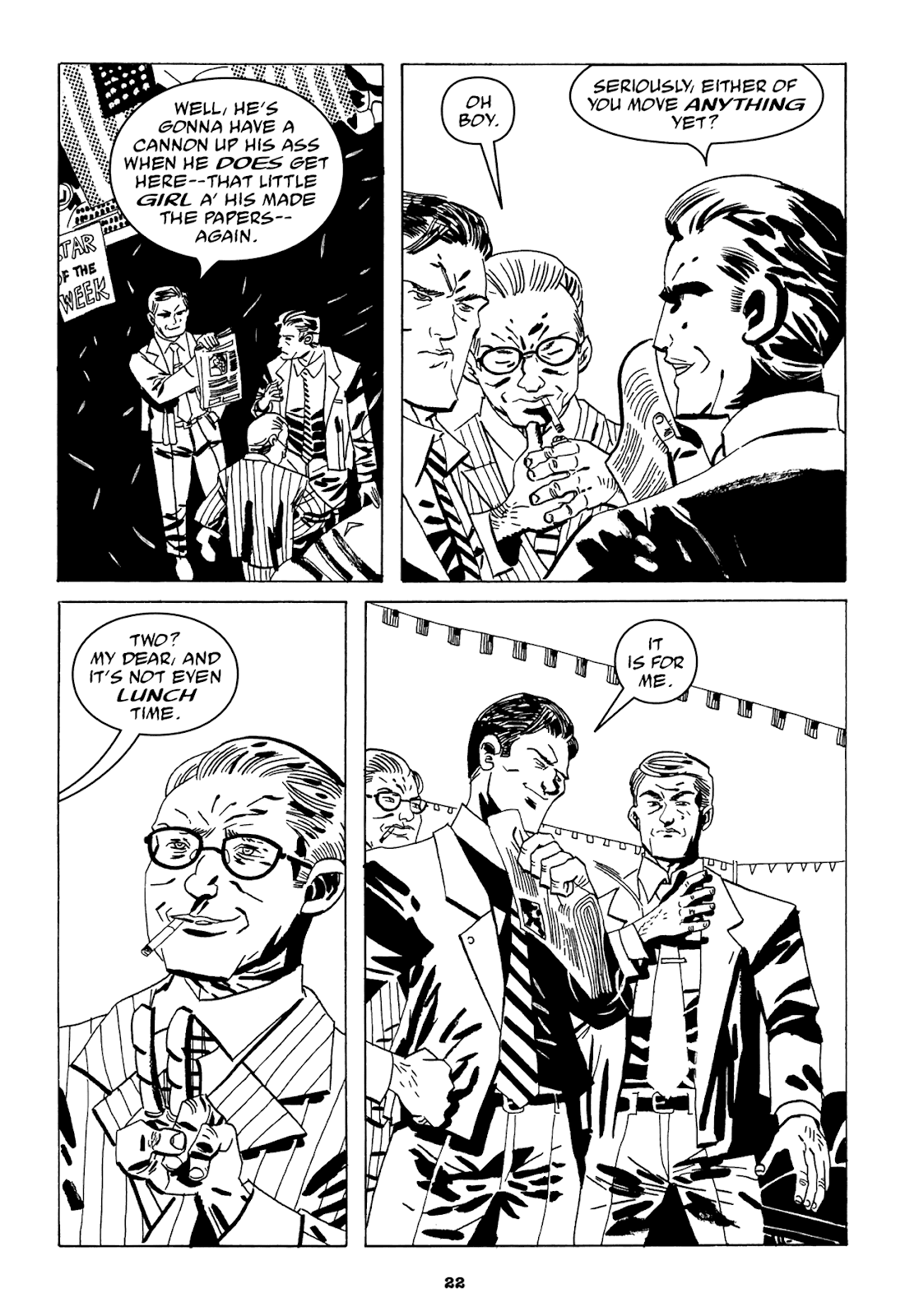 Read online Filthy Rich comic -  Issue # TPB (Part 1) - 24