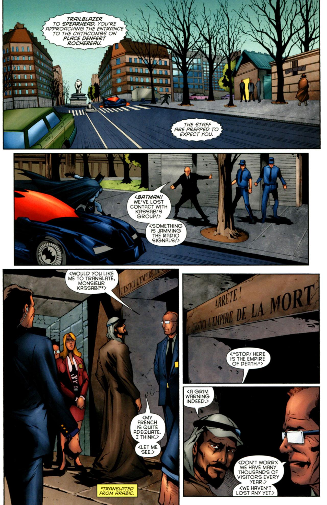 Read online Detective Comics (1937) comic -  Issue # _Annual 12 - 13