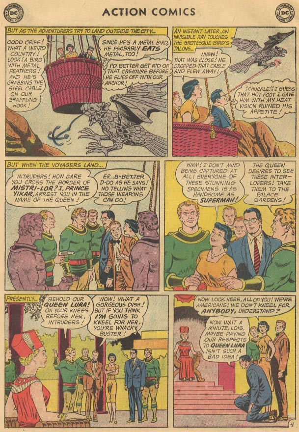 Read online Action Comics (1938) comic -  Issue #298 - 6