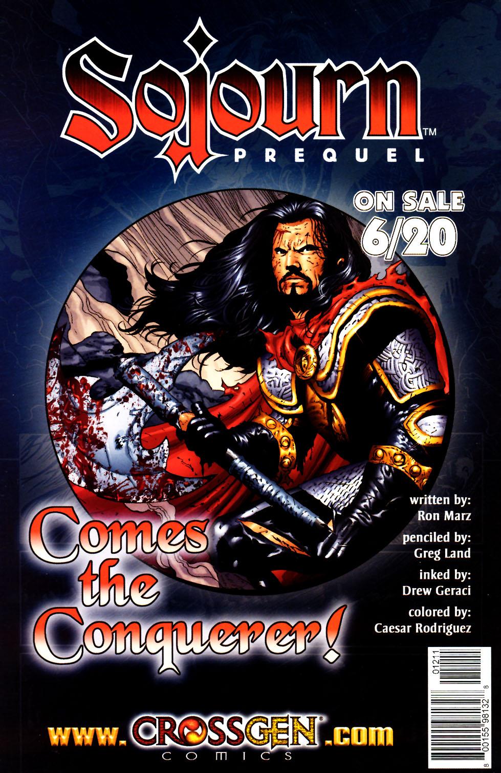 Read online Scion comic -  Issue #12 - 35
