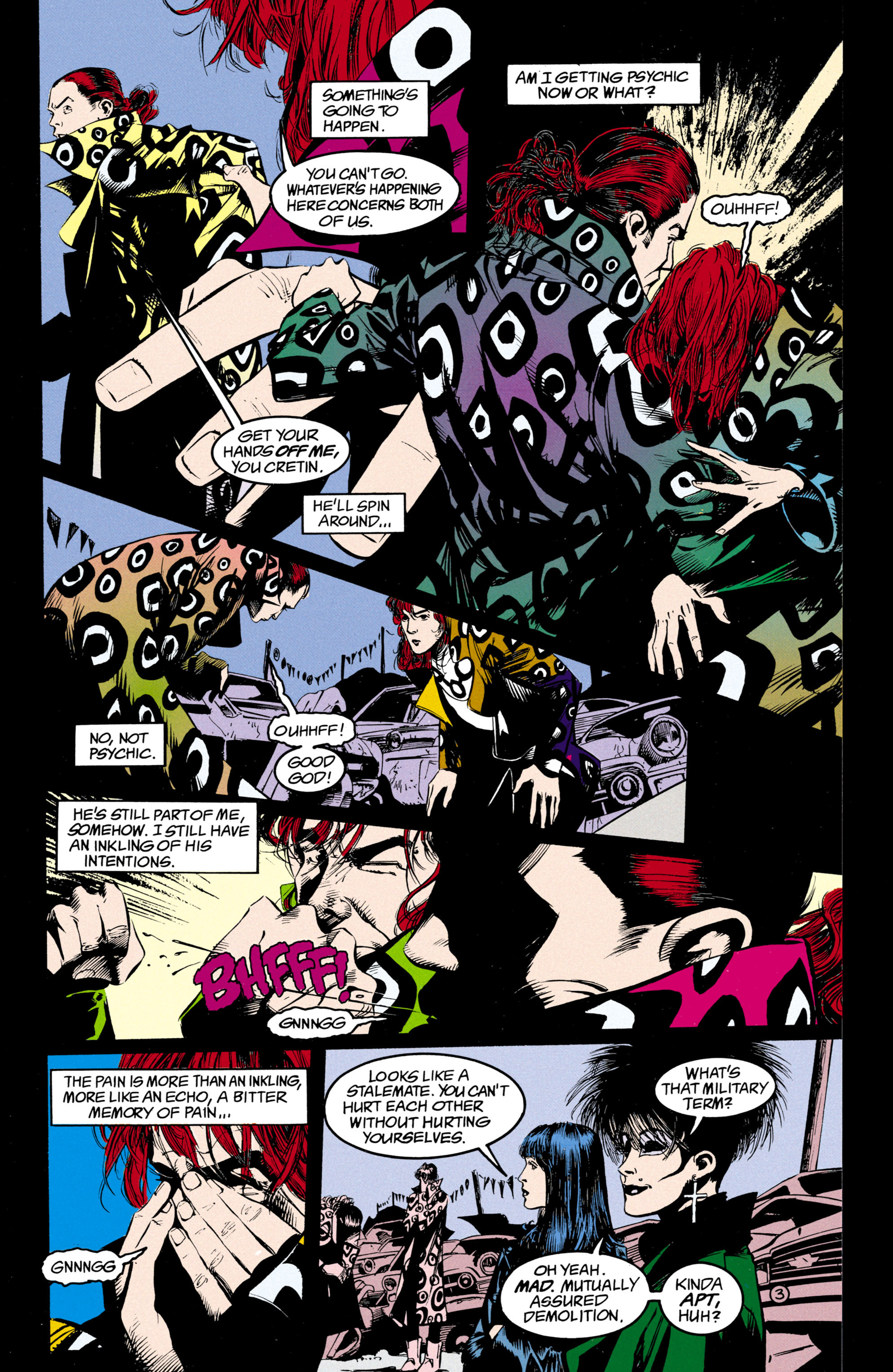 Read online Shade, the Changing Man comic -  Issue #24 - 4