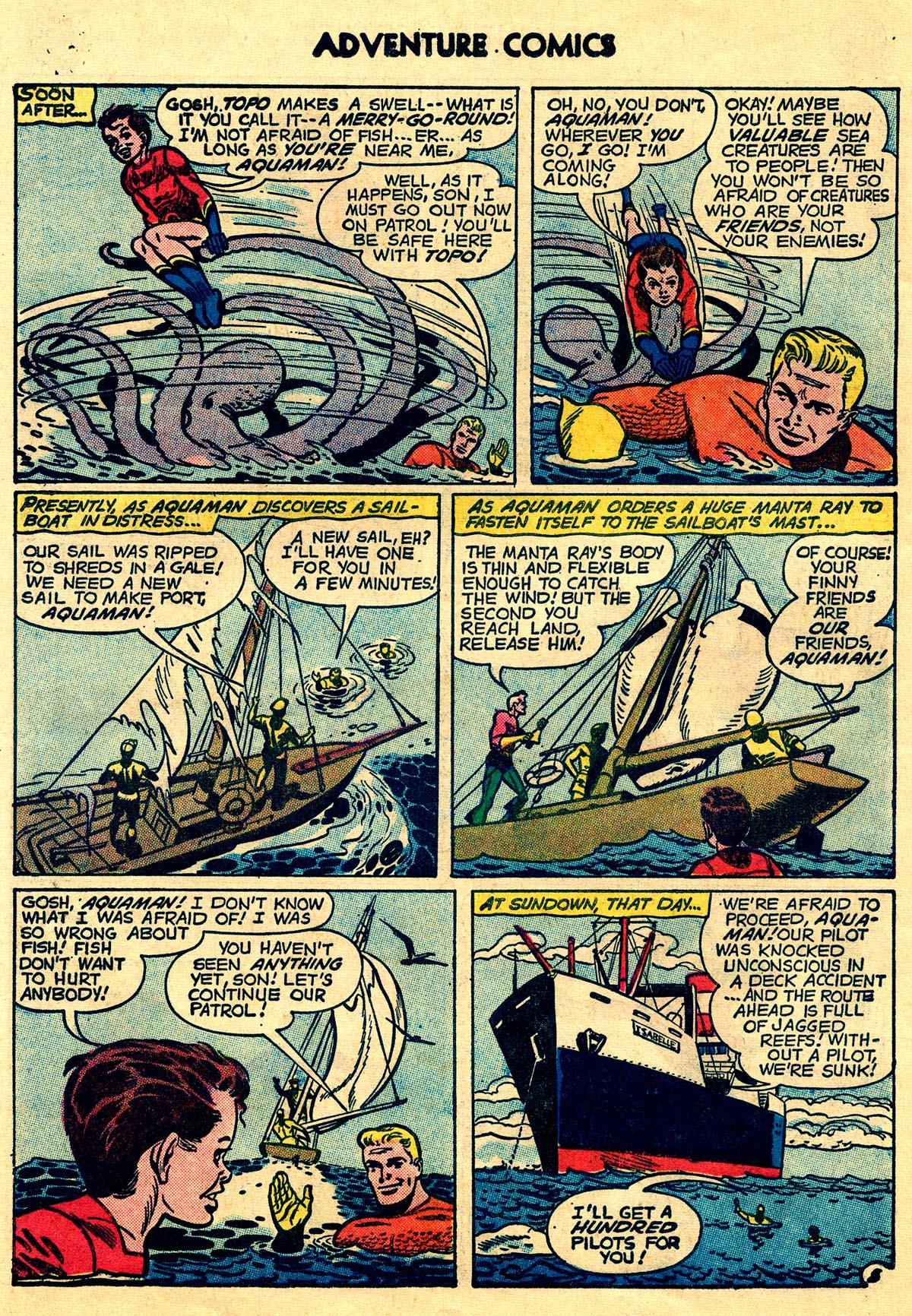 Read online Adventure Comics (1938) comic -  Issue #269 - 30
