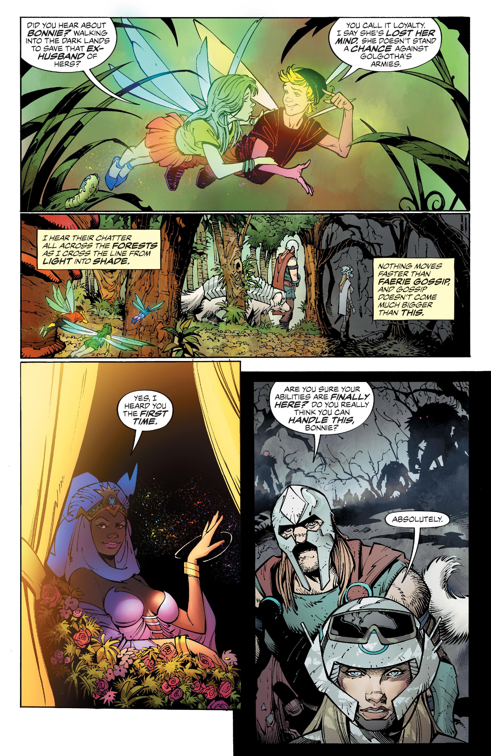 Read online Reborn comic -  Issue #6 - 8