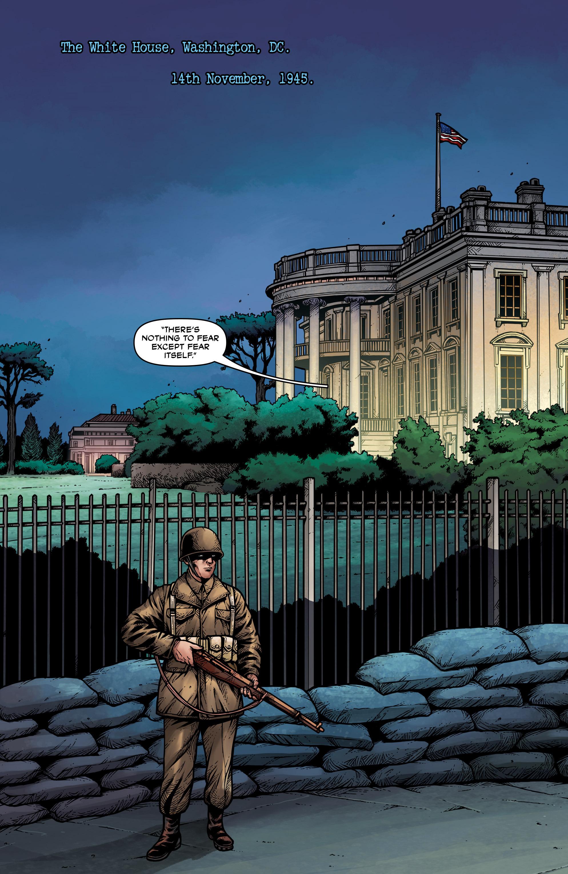Read online Uber: Invasion comic -  Issue #1 - 3