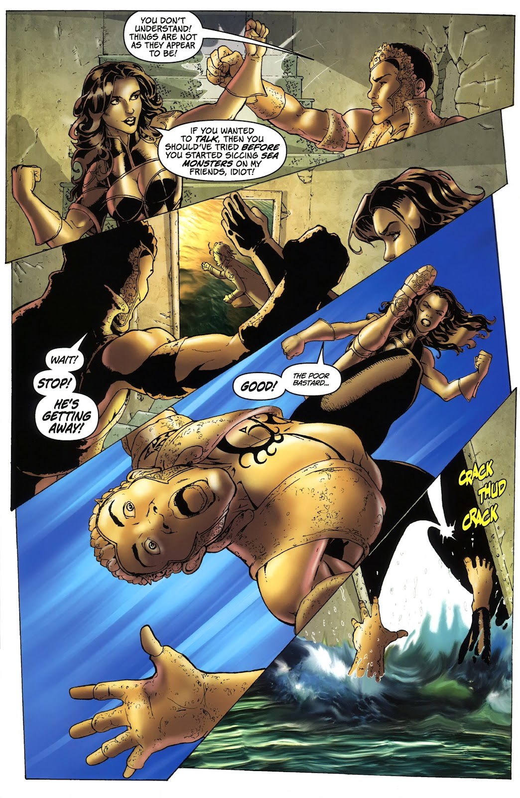 Read online The In Crowd comic -  Issue #3 - 20