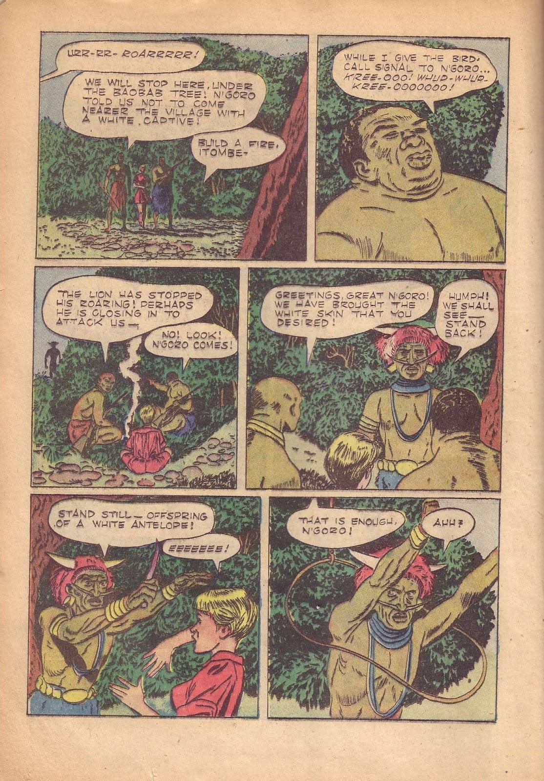 Tarzan (1948) issue 50 - Page 24