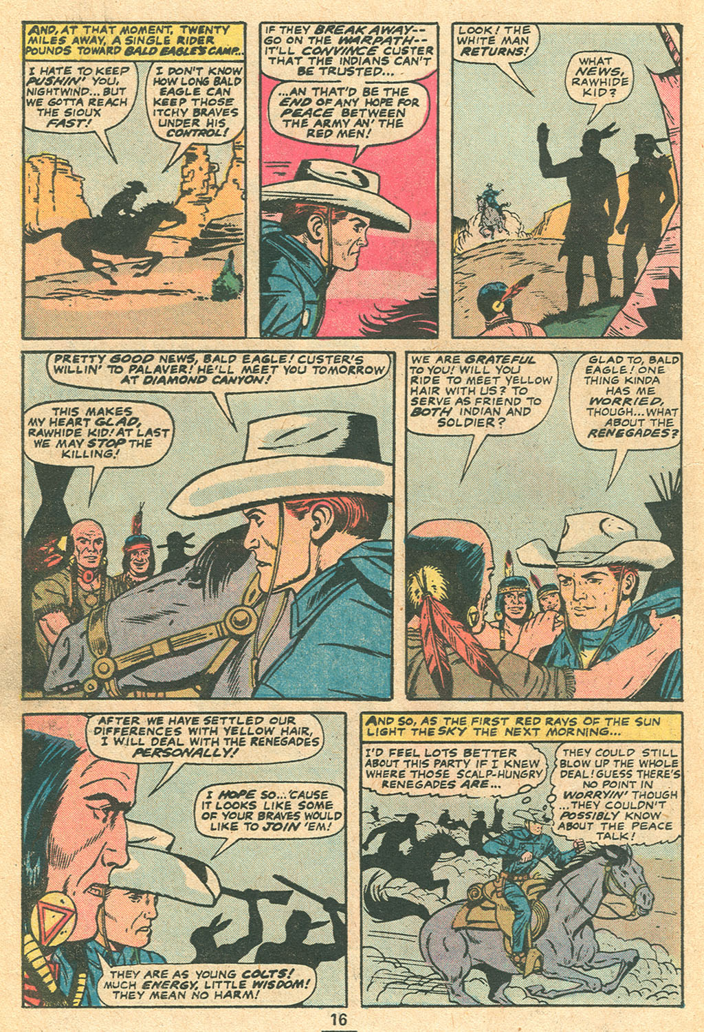 The Rawhide Kid (1955) issue 131 - Page 18