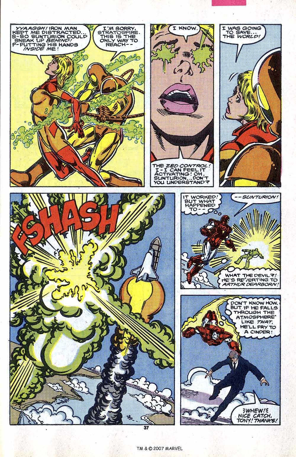 Iron Man Annual issue 9 - Page 47