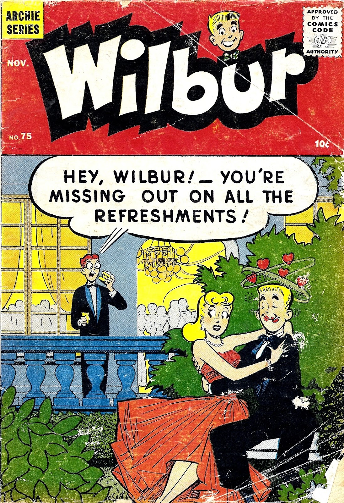 Wilbur Comics 75 Page 1