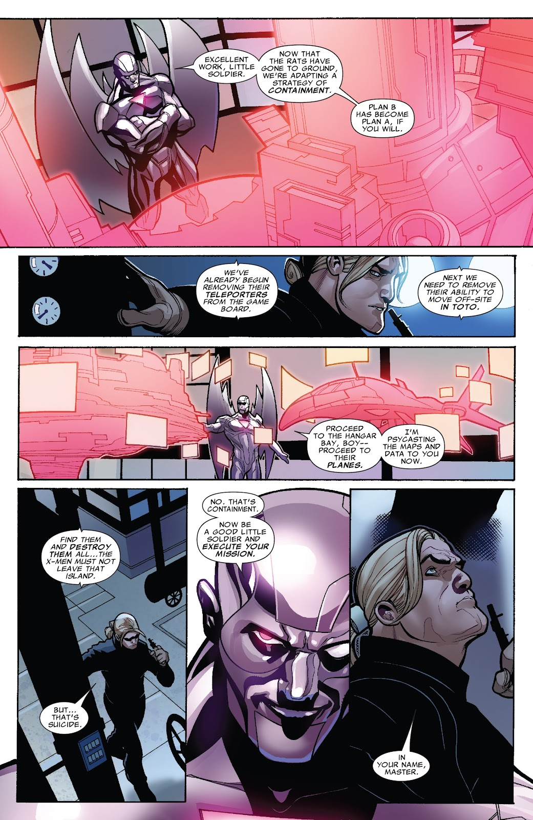 Read online X-Men: Second Coming comic -  Issue # _TPB (Part 2) - 48