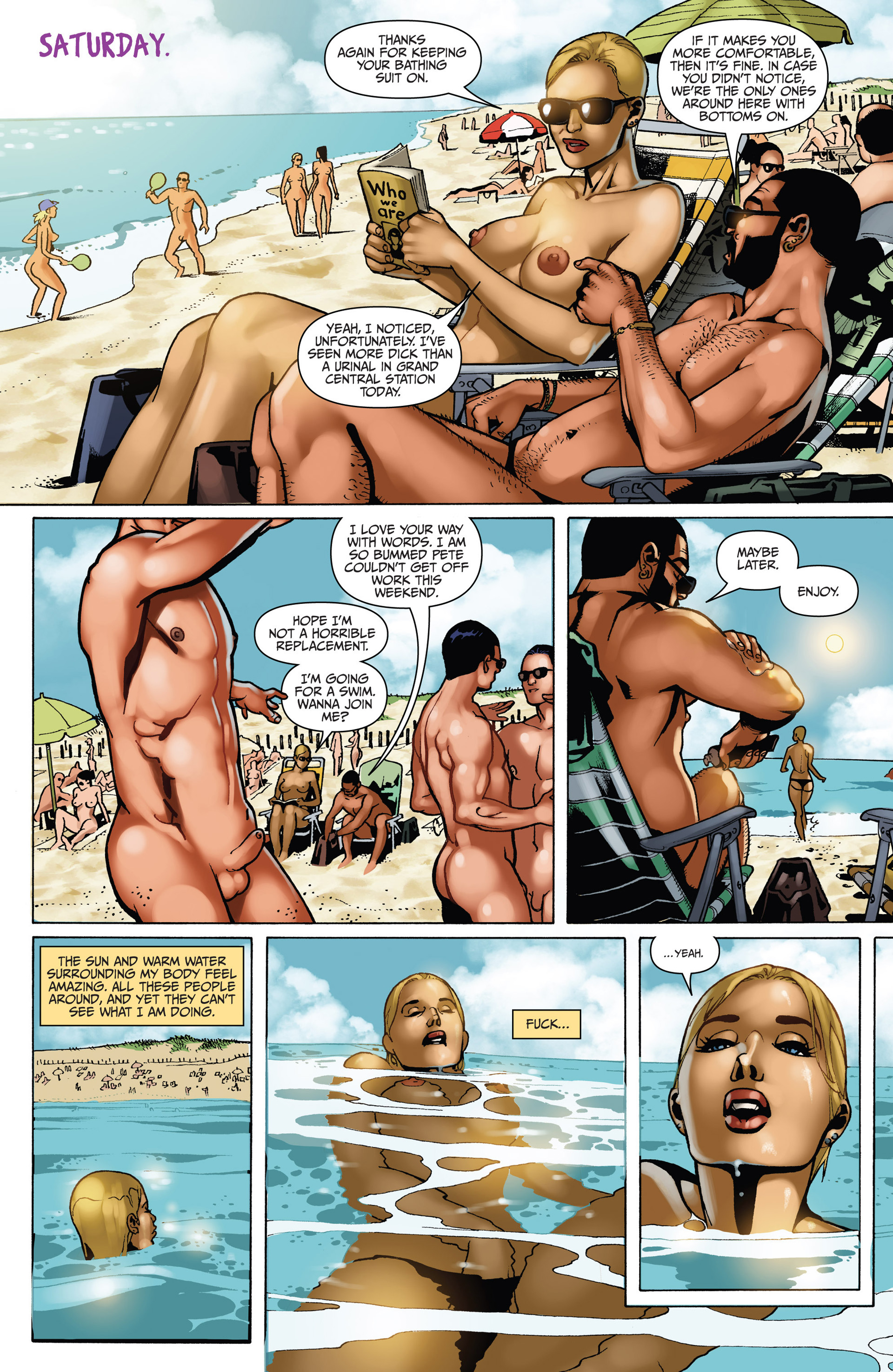 Read online Sex and Violence comic -  Issue # Full - 44