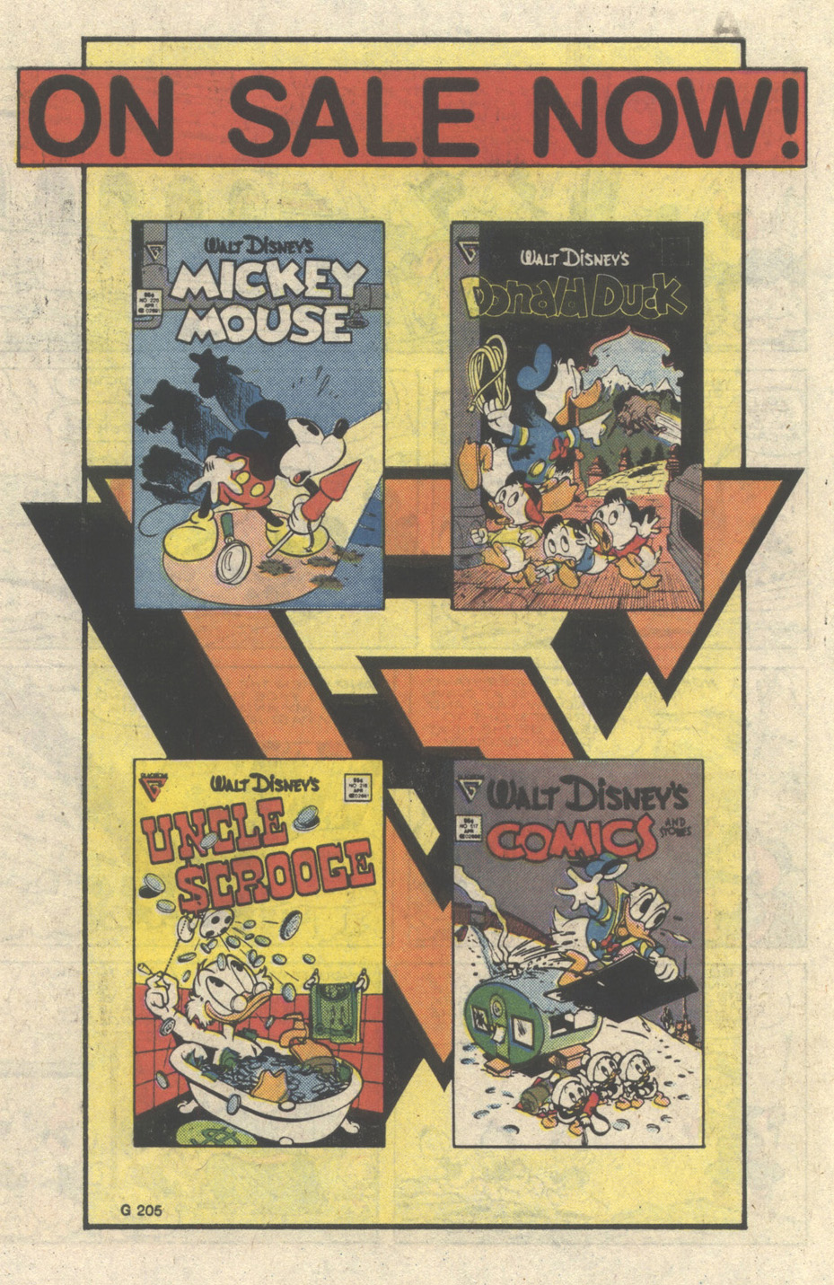Read online Uncle Scrooge (1953) comic -  Issue #216 - 10