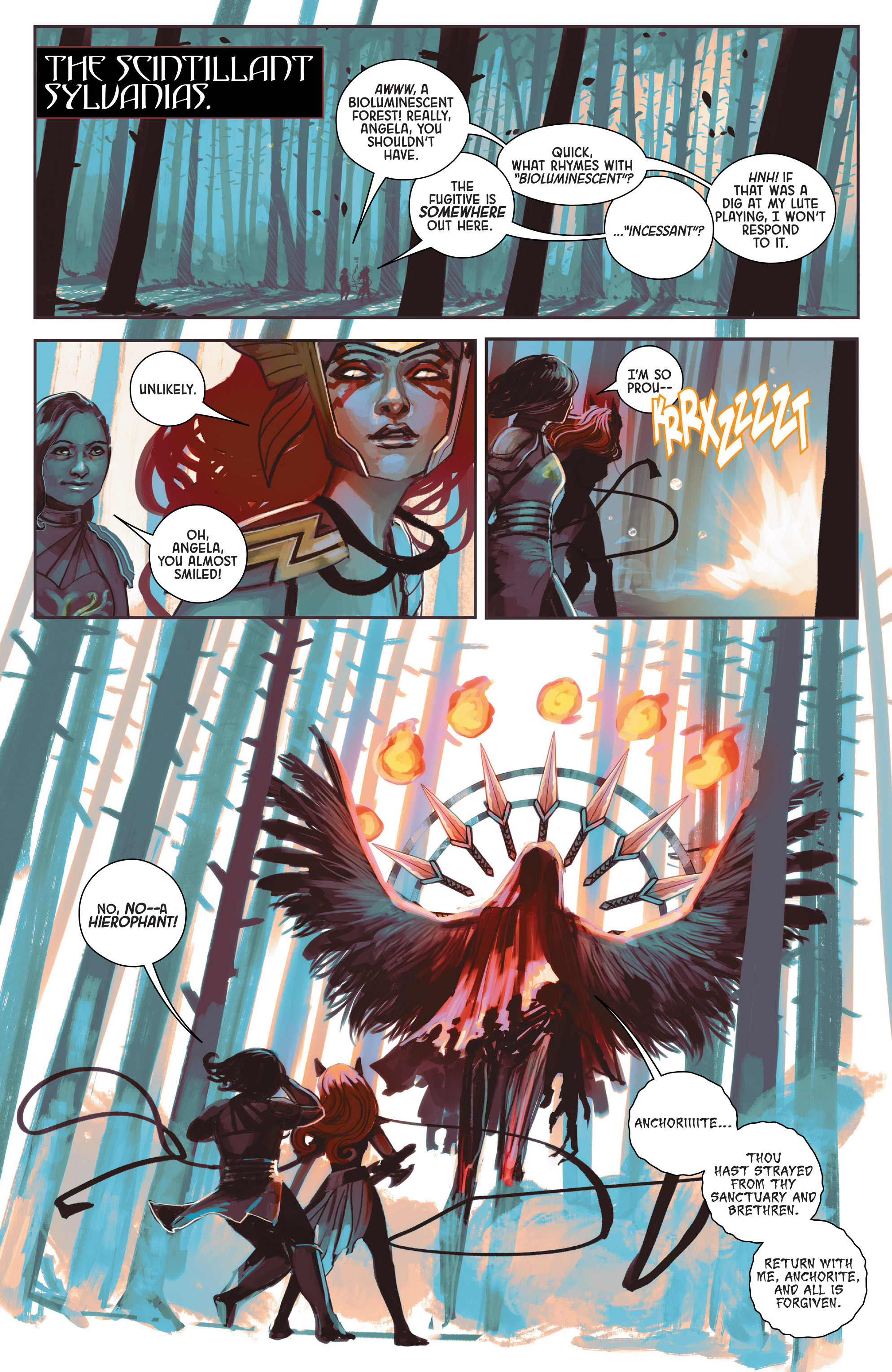 Read online Angela: Queen Of Hel comic -  Issue #1 - 10