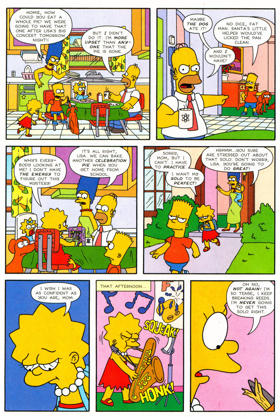Read online Simpsons Comics Presents Bart Simpson comic -  Issue #27 - 13