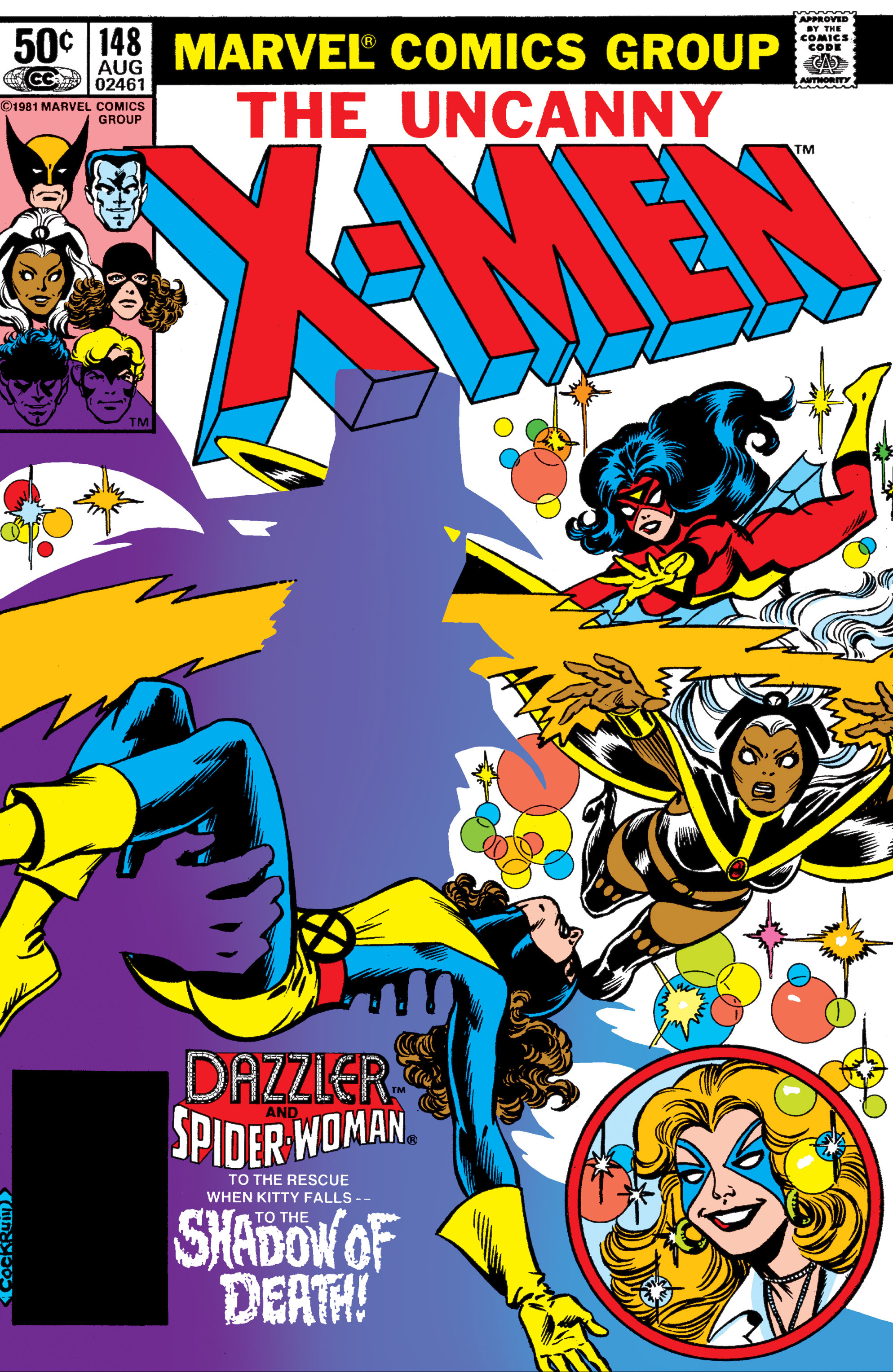 Uncanny X-Men (1963) 148 Page 1