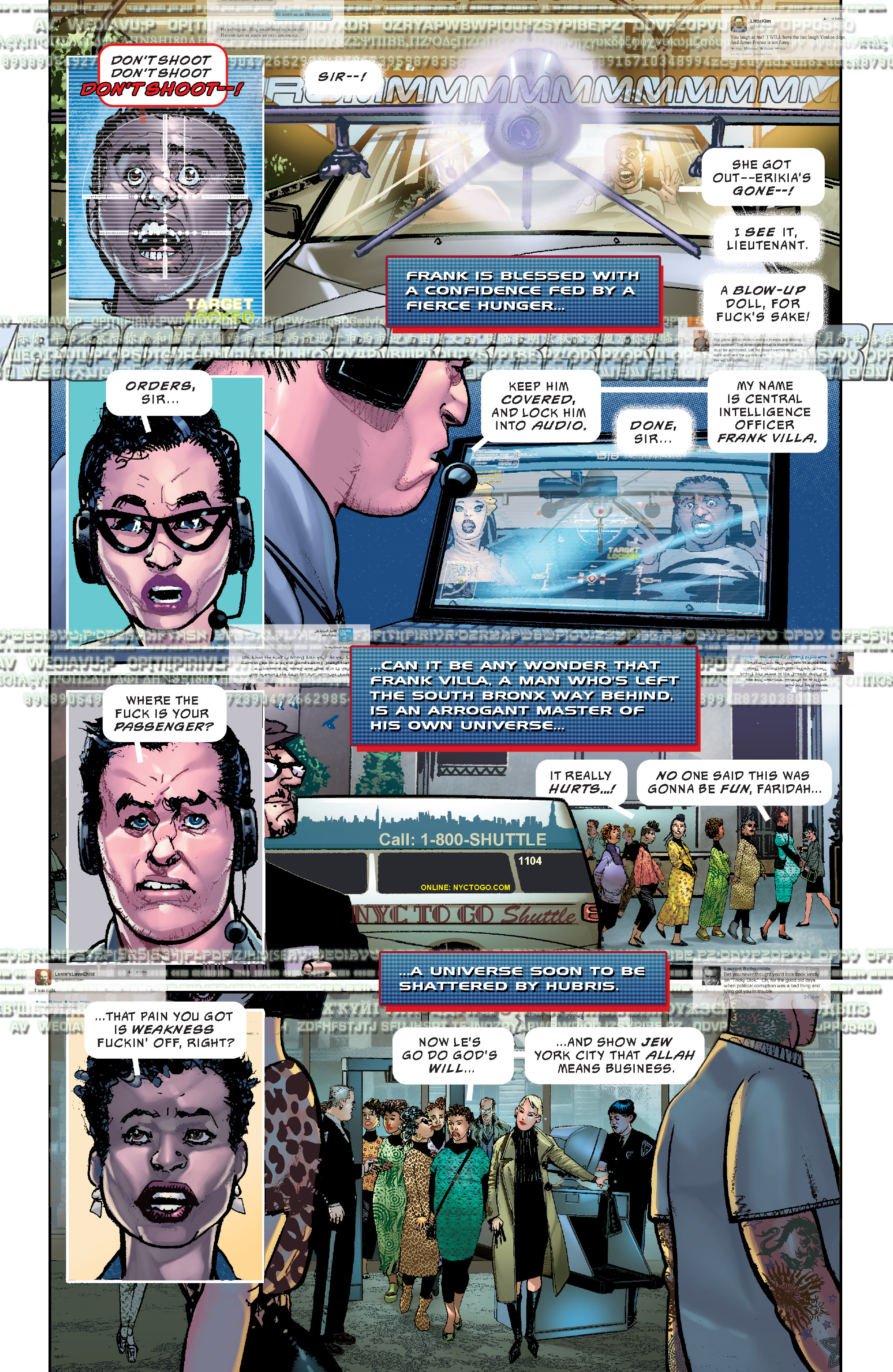 Read online The Divided States of Hysteria comic -  Issue #1 - 23