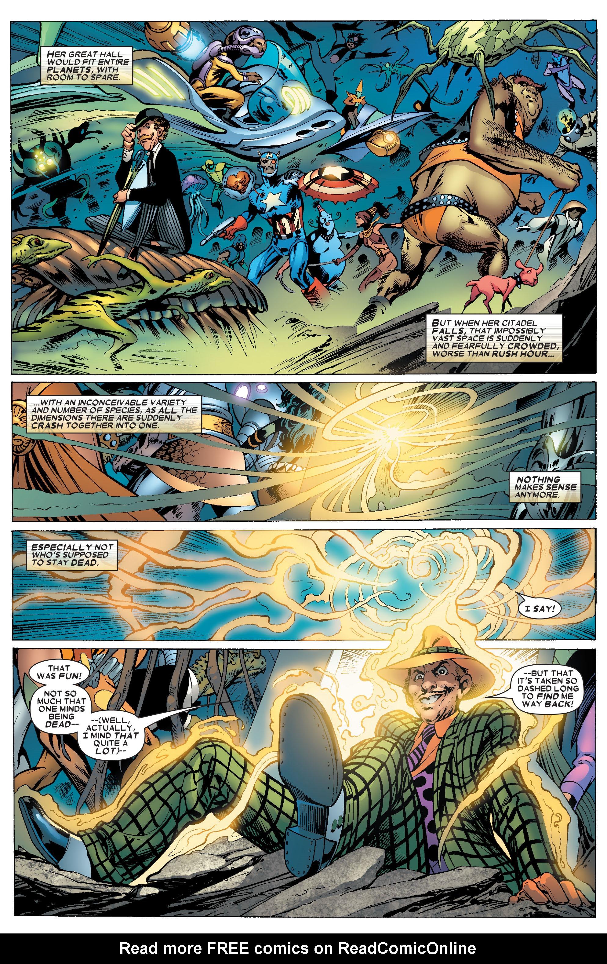 Read online Uncanny X-Men (1963) comic -  Issue #462 - 9
