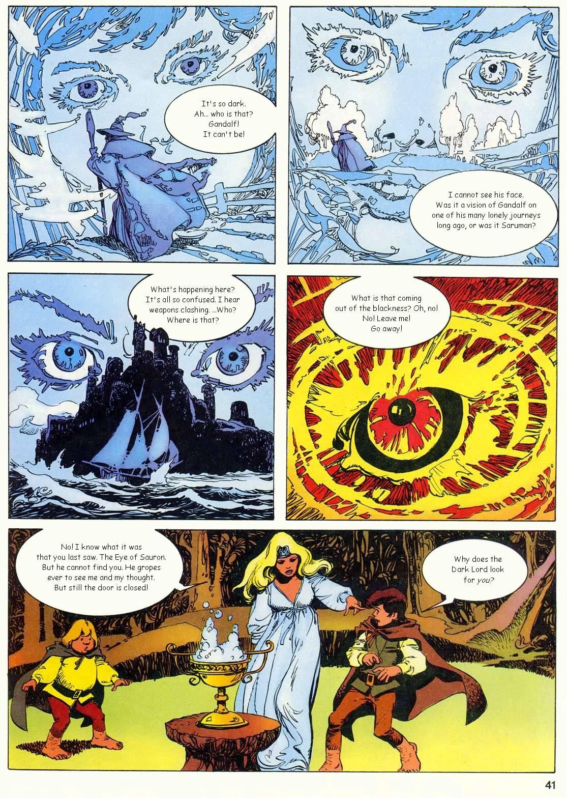 El Señor de los Anillos issue 2 - Page 37
