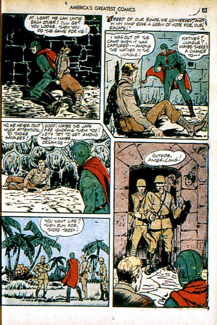 Read online America's Greatest Comics comic -  Issue #4 - 31