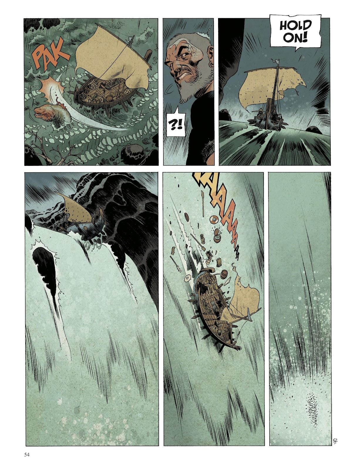 Read online Asgard comic -  Issue #1 - 56