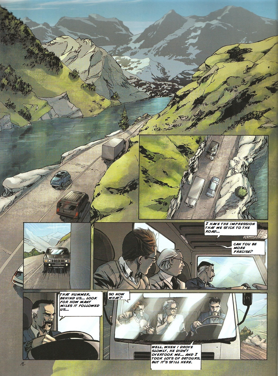 Read online Assassin's Creed (2009) comic -  Issue #2 - 14