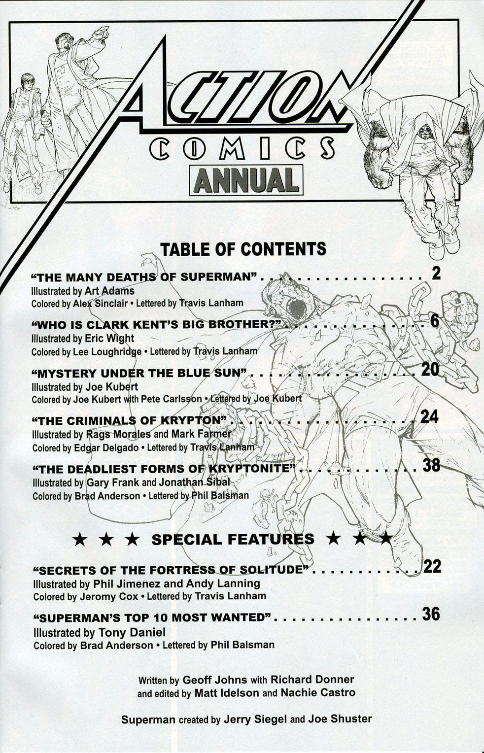 Read online Action Comics (1938) comic -  Issue #Action Comics (1938) _Annual 10 - 2