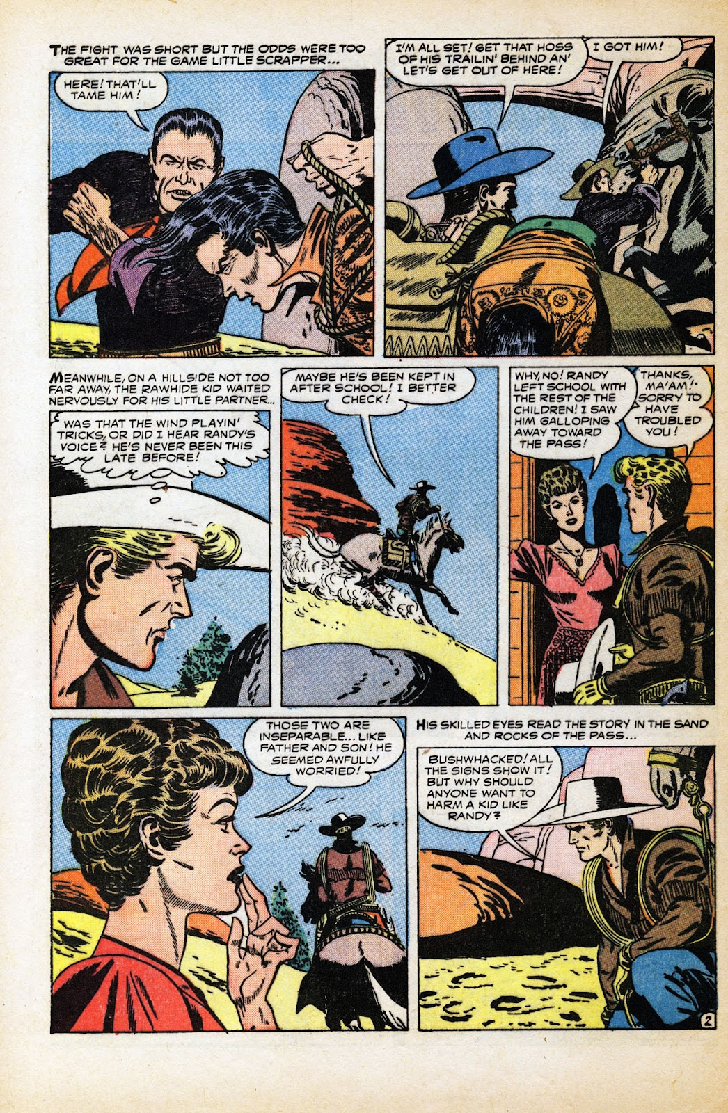 The Rawhide Kid (1955) issue 2 - Page 28