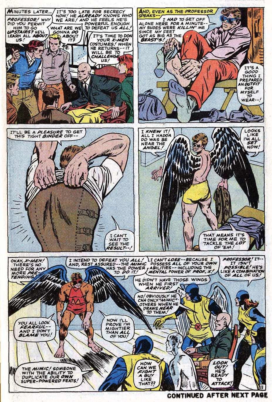 Read online Uncanny X-Men (1963) comic -  Issue #69 - 37