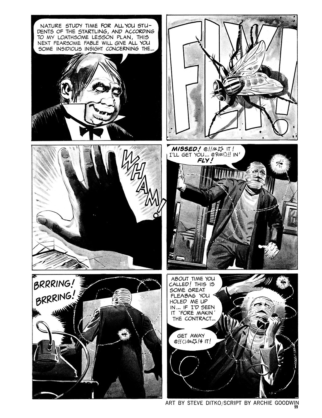 Read online Eerie Archives comic -  Issue # TPB 2 - 100