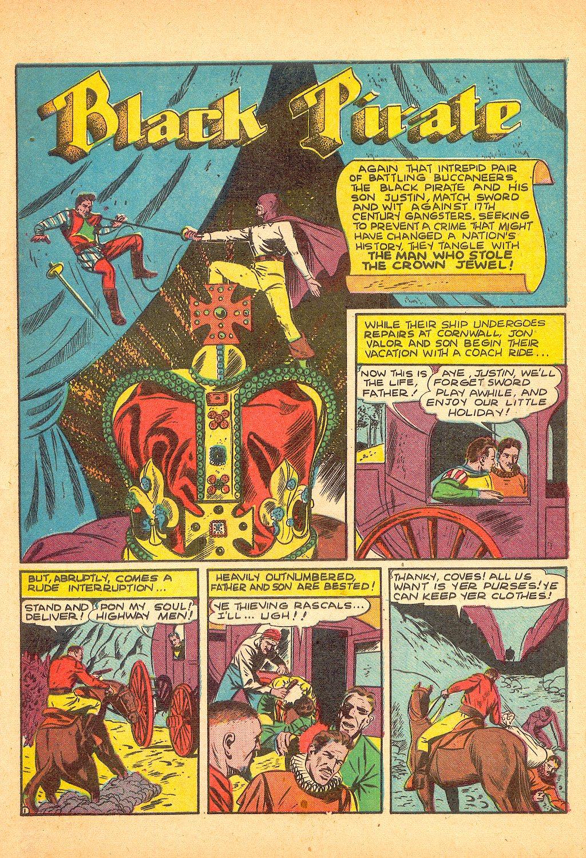 Read online Sensation (Mystery) Comics comic -  Issue #25 - 17