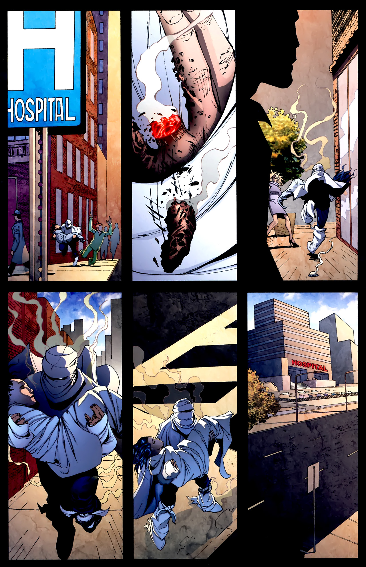 Read online Dead Romeo comic -  Issue #4 - 7