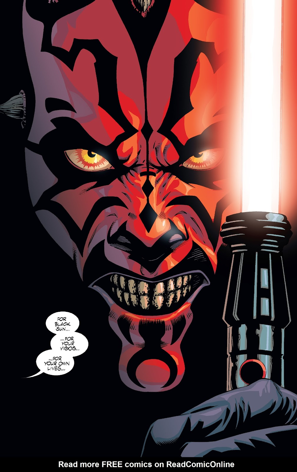 Read online Star Wars Legends: Rise of the Sith - Epic Collection comic -  Issue # TPB 2 (Part 3) - 8