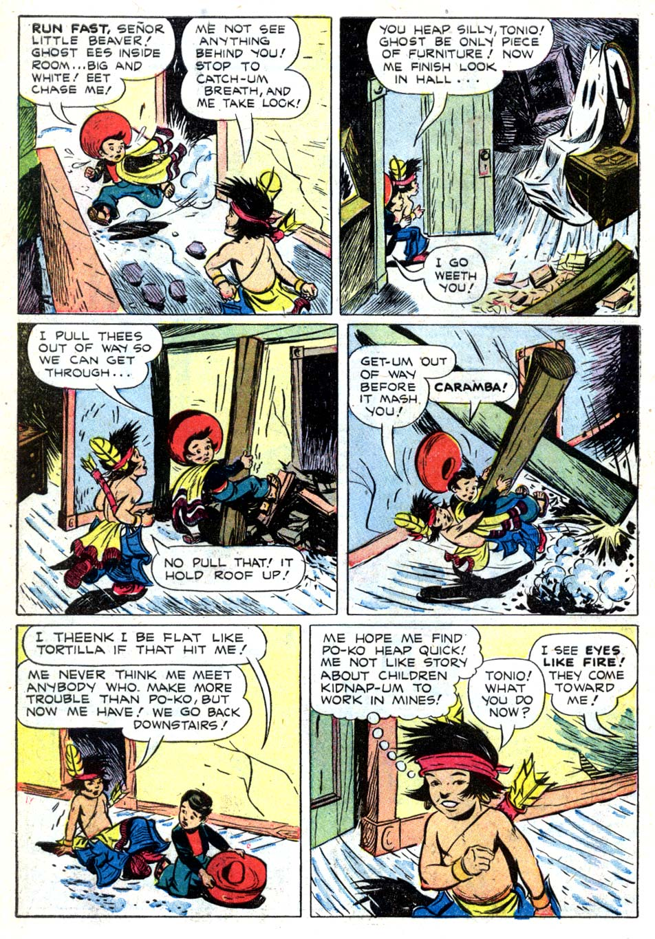 Four Color Comics issue 332 - Page 6