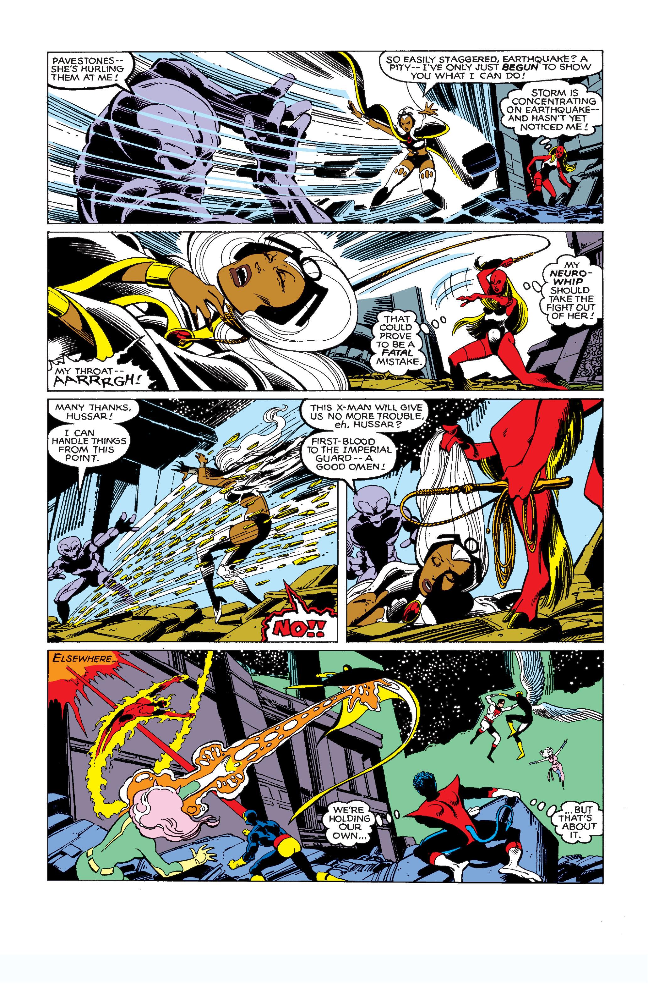 Uncanny X-Men (1963) 137 Page 18