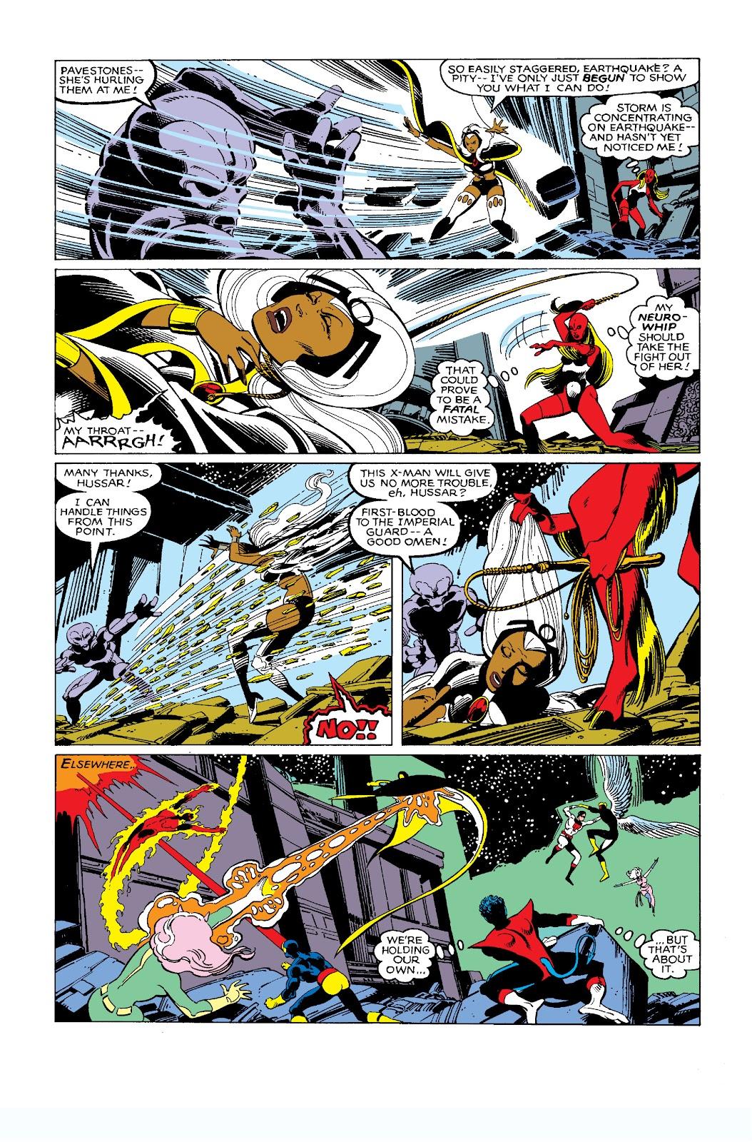 Uncanny X-Men (1963) issue 137 - Page 19