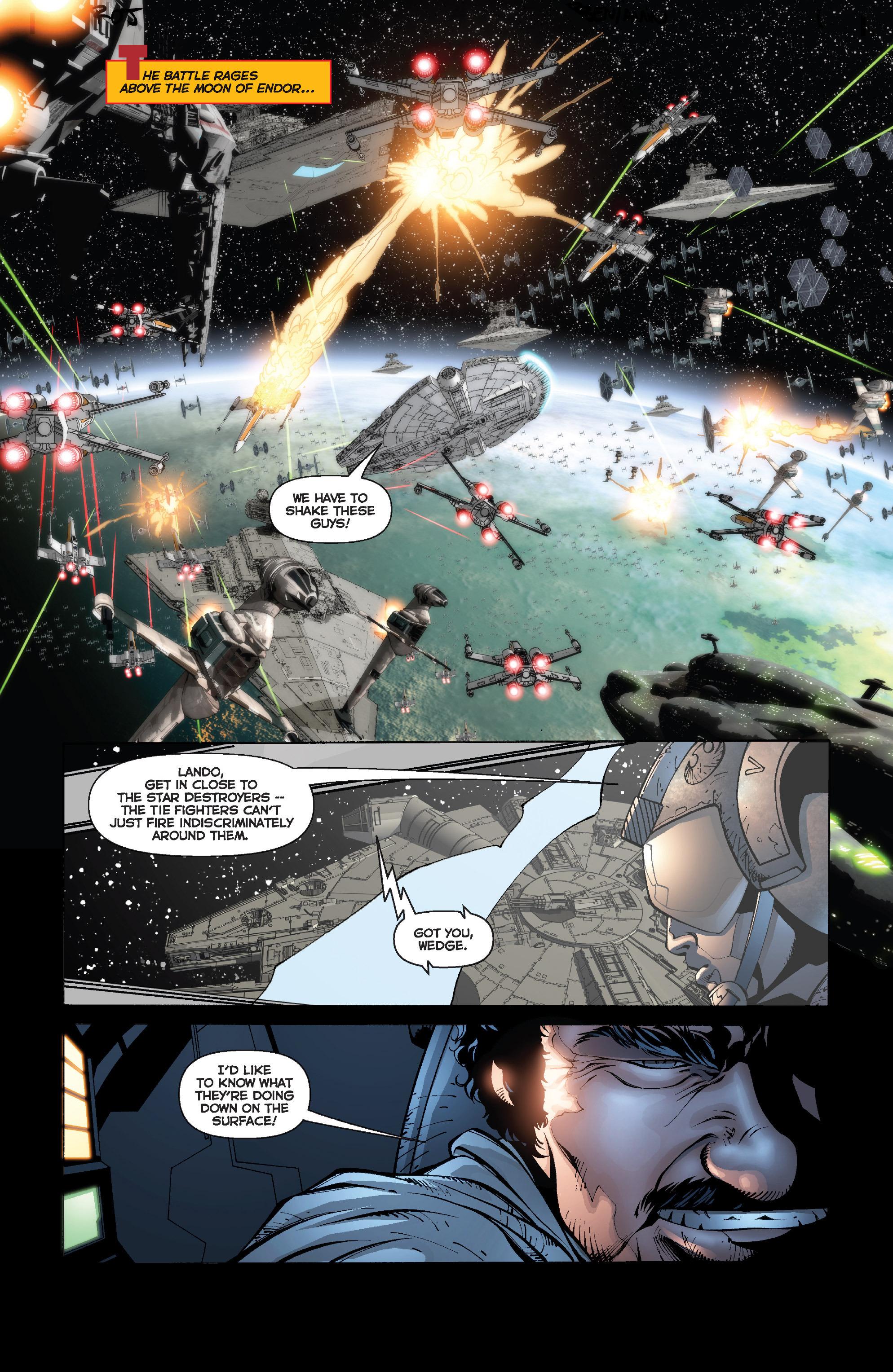 Read online Star Wars Omnibus comic -  Issue # Vol. 27 - 255