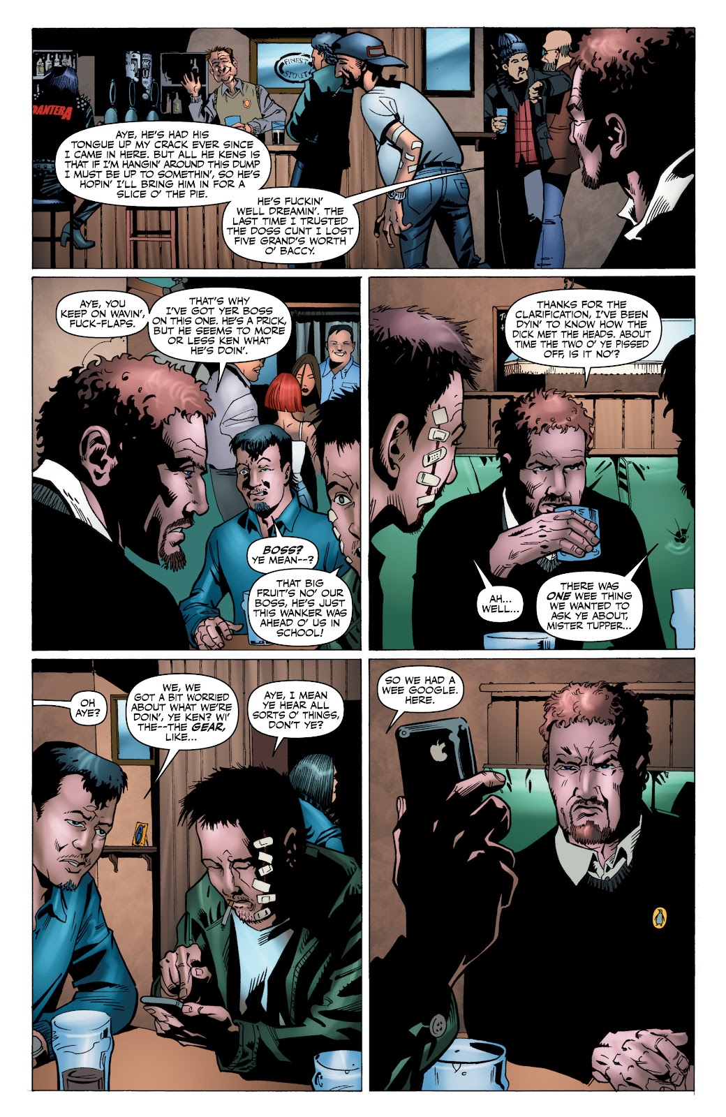 Read online The Boys Omnibus comic -  Issue # TPB 4 (Part 3) - 95