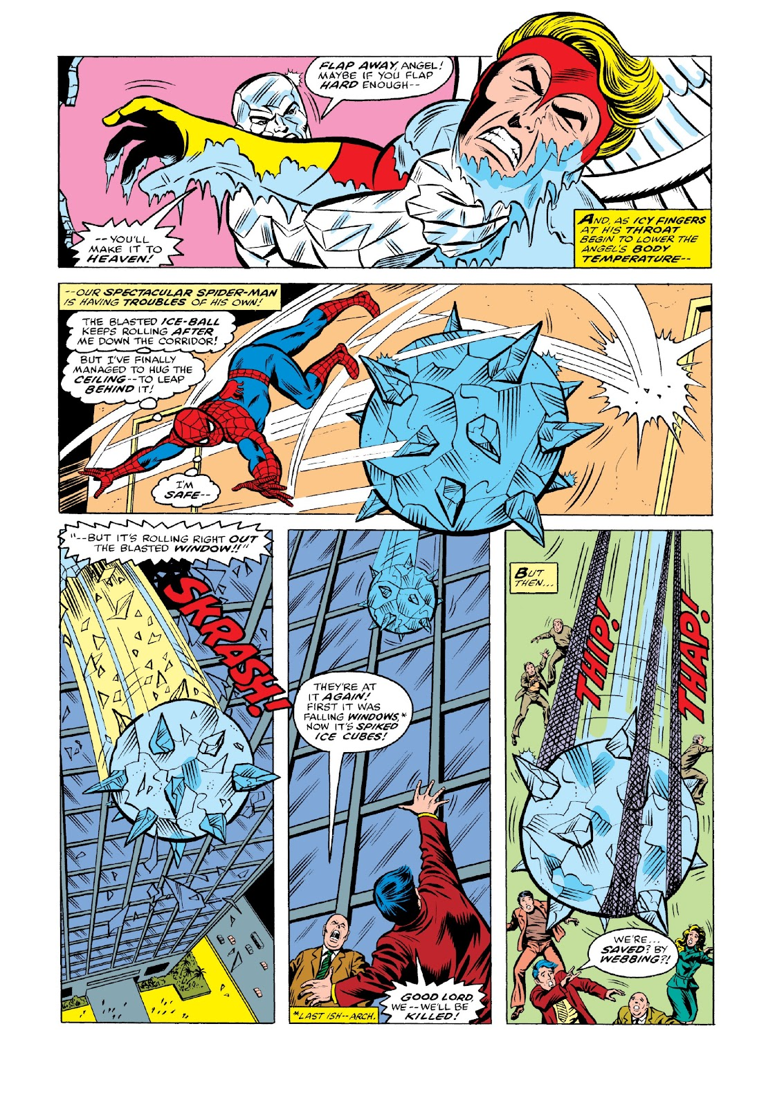 Read online Marvel Masterworks: The Spectacular Spider-Man comic -  Issue # TPB 2 (Part 1) - 53