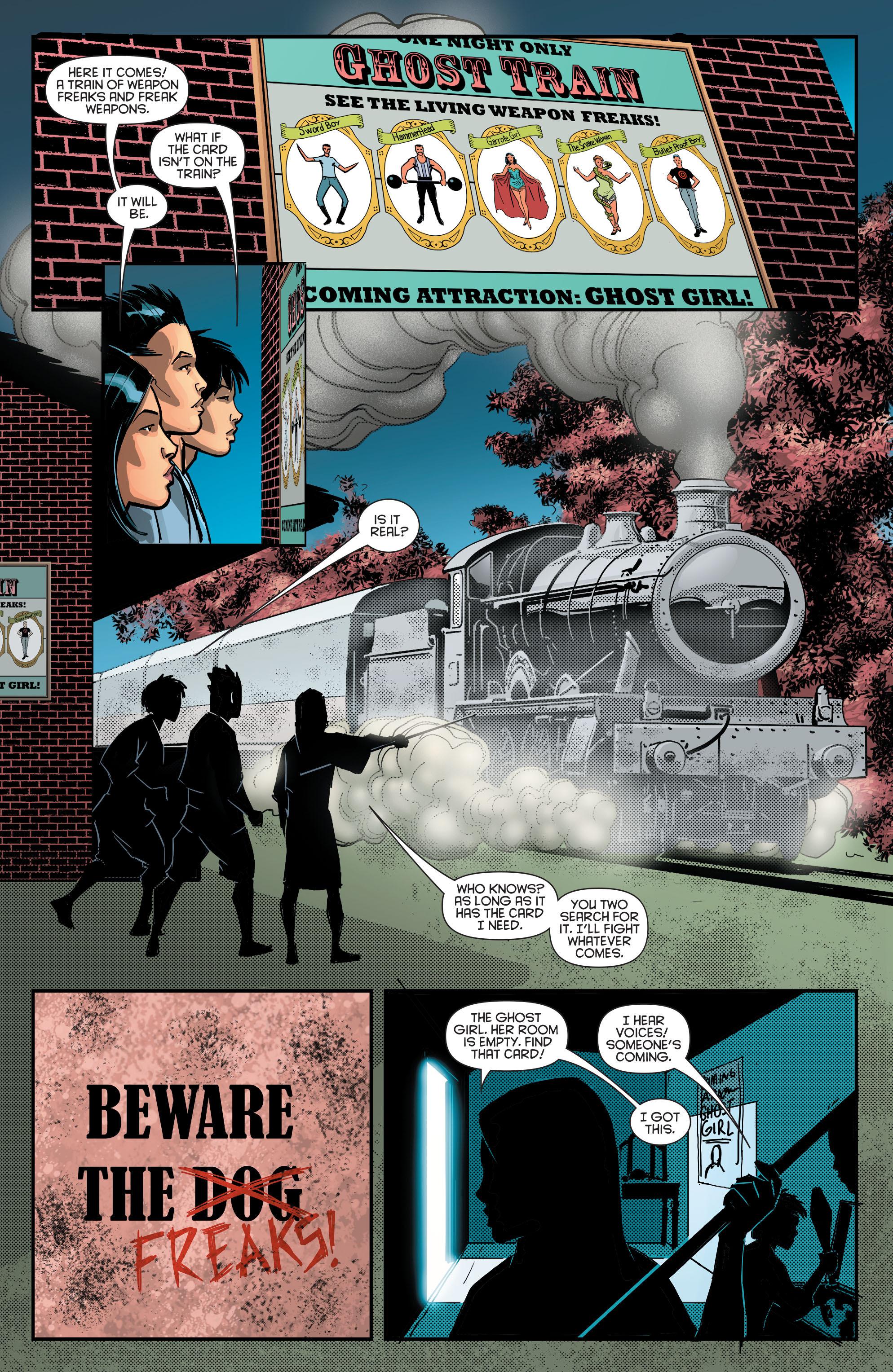 Read online Secret Origins (2014) comic -  Issue #8 - 26