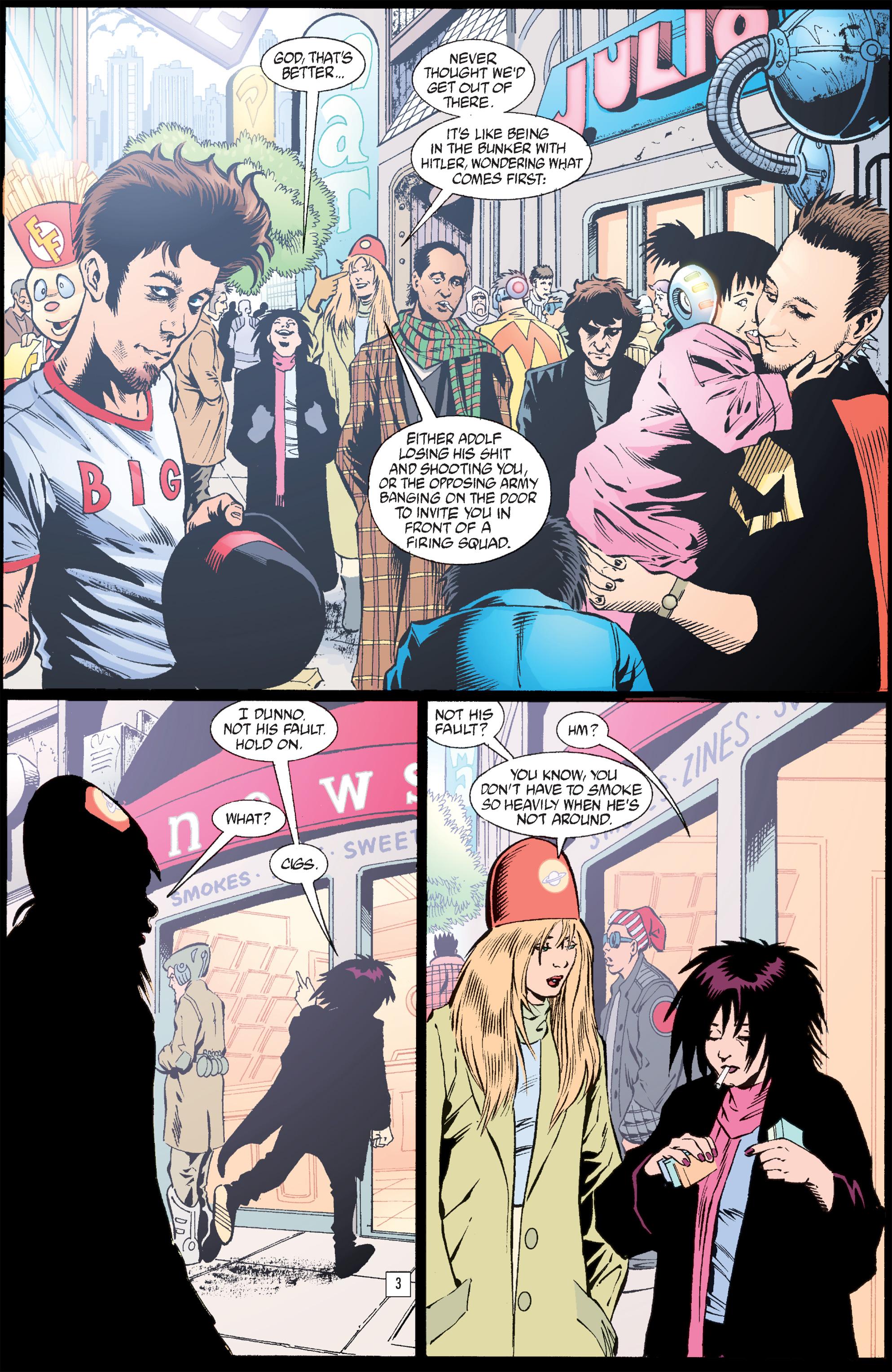 Read online Transmetropolitan comic -  Issue #33 - 4