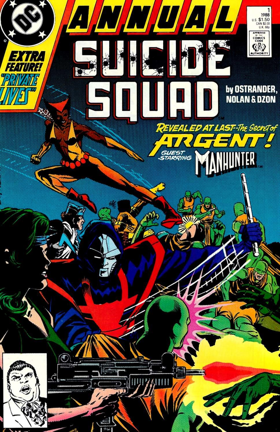 Suicide Squad (1987) _Annual 1 #1 - English 1