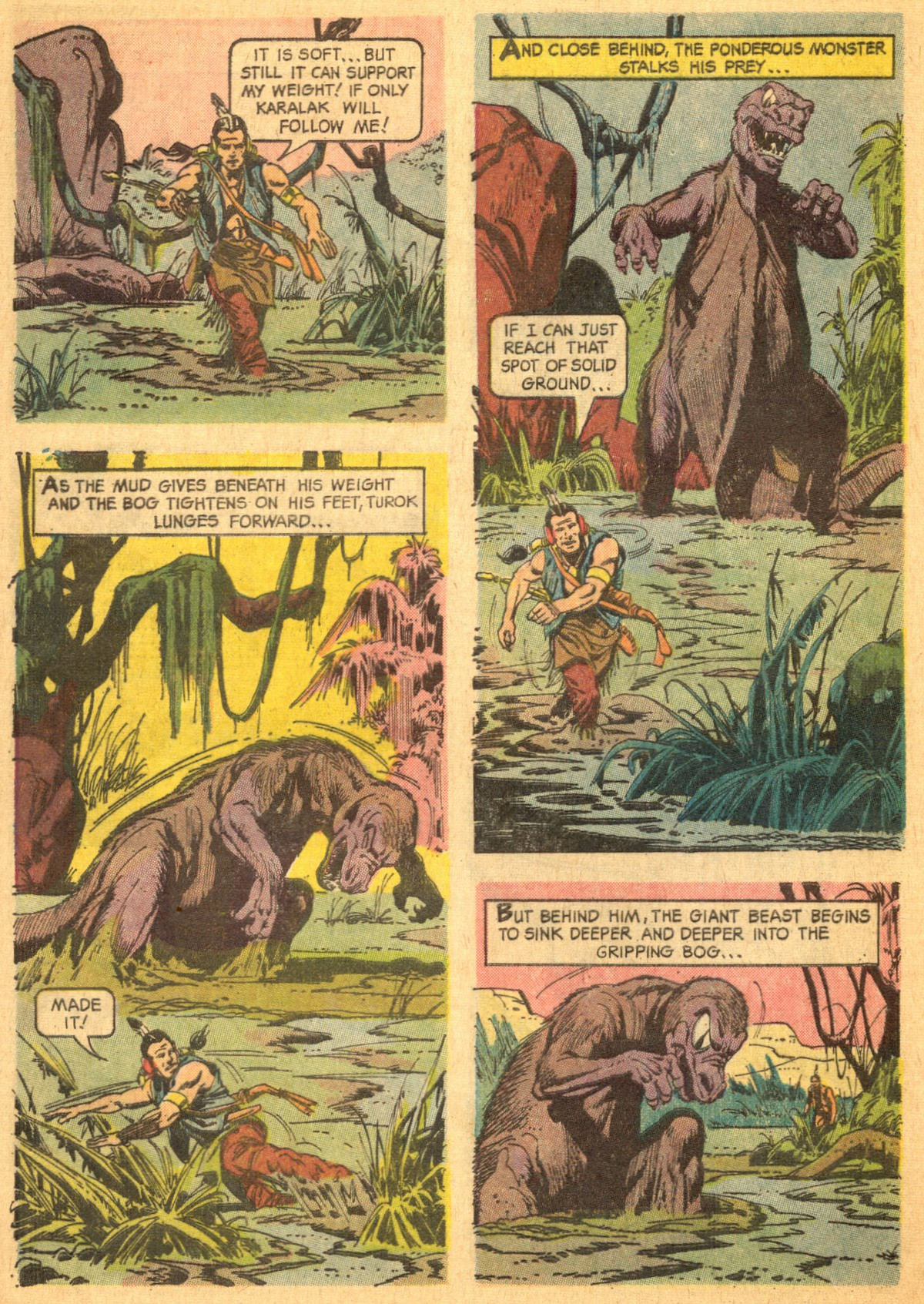 Read online Turok, Son of Stone comic -  Issue #46 - 32