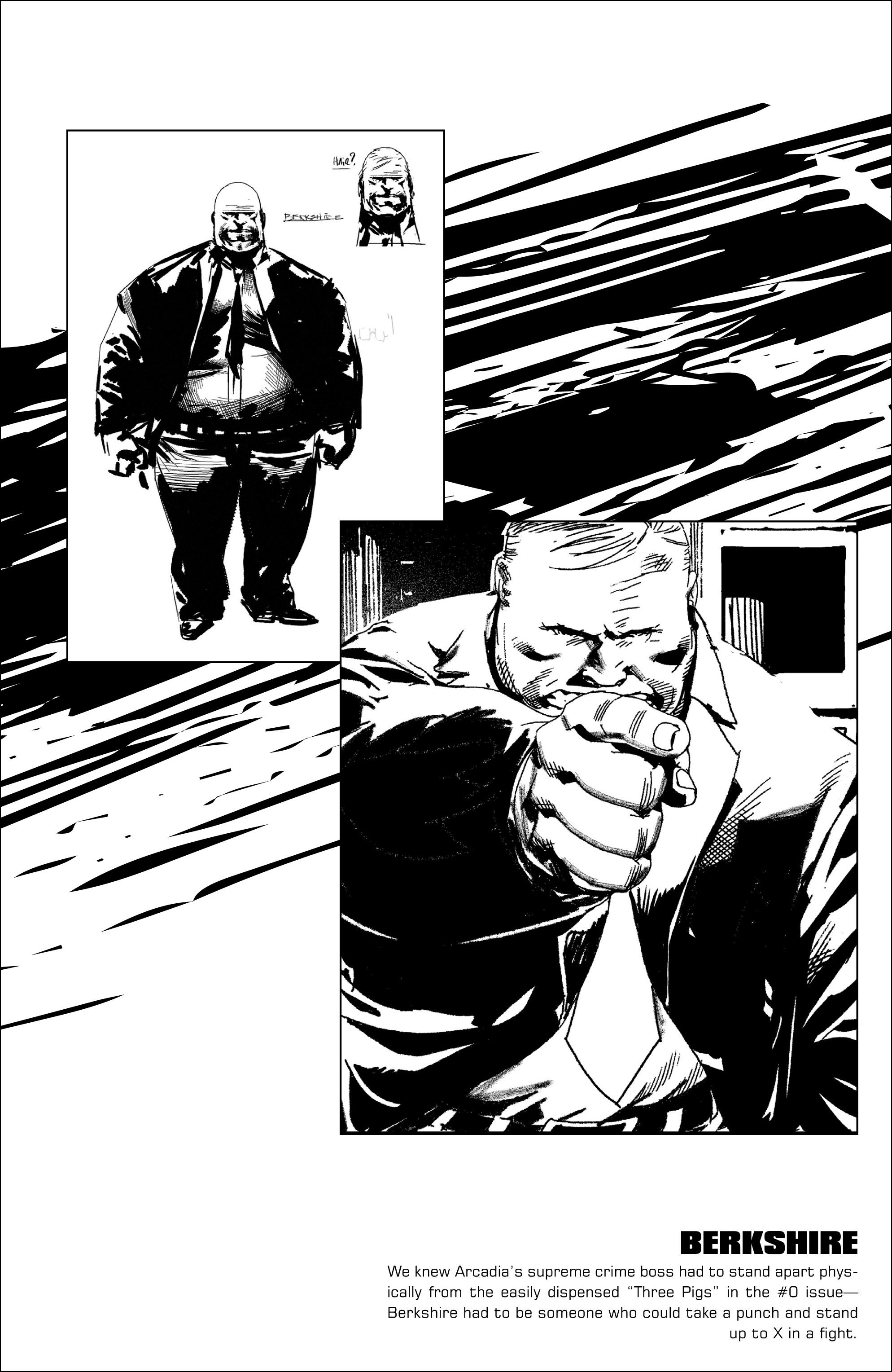 Read online X: Big Bad comic -  Issue # Full - 128