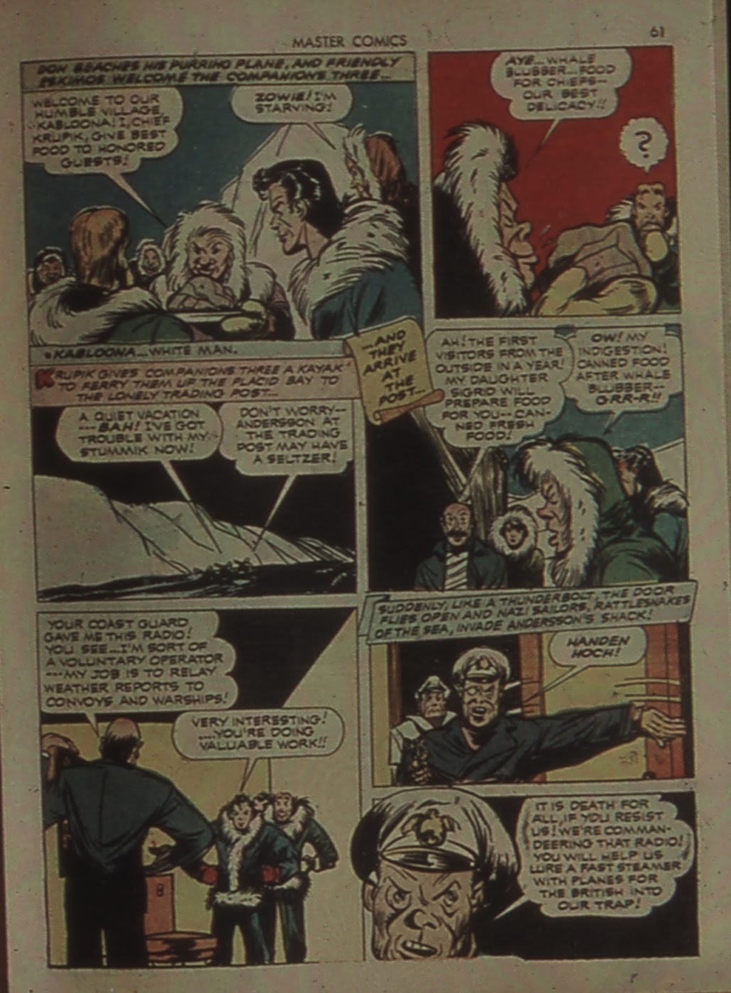 Master Comics issue 31 - Page 61