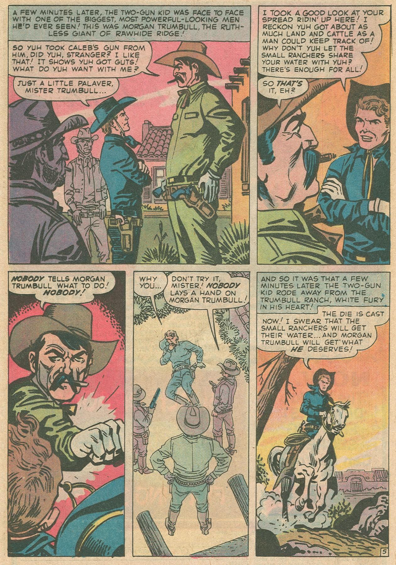 Read online Two-Gun Kid comic -  Issue #124 - 24