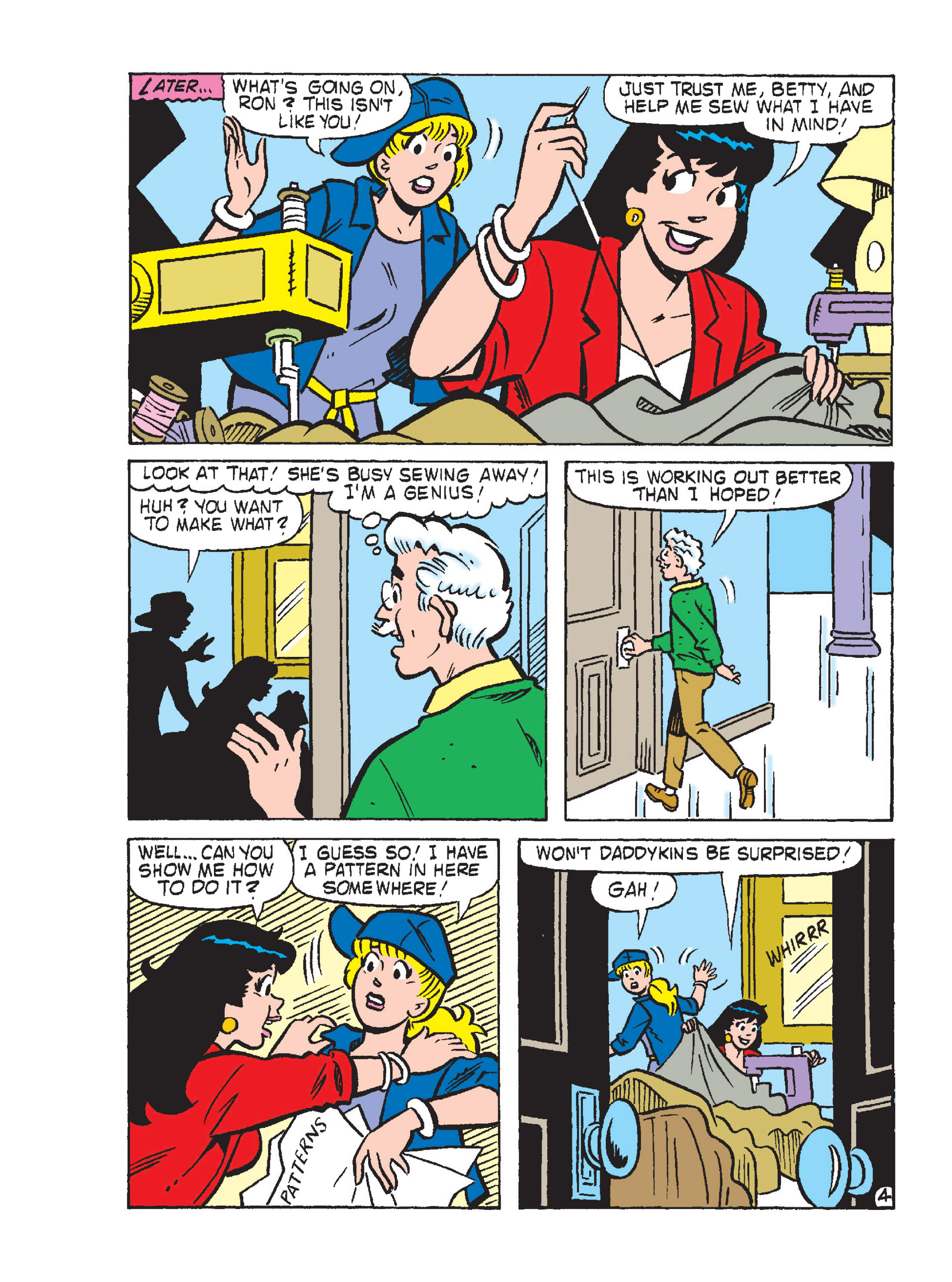 Read online Archie 1000 Page Comics Blowout! comic -  Issue # TPB (Part 2) - 202