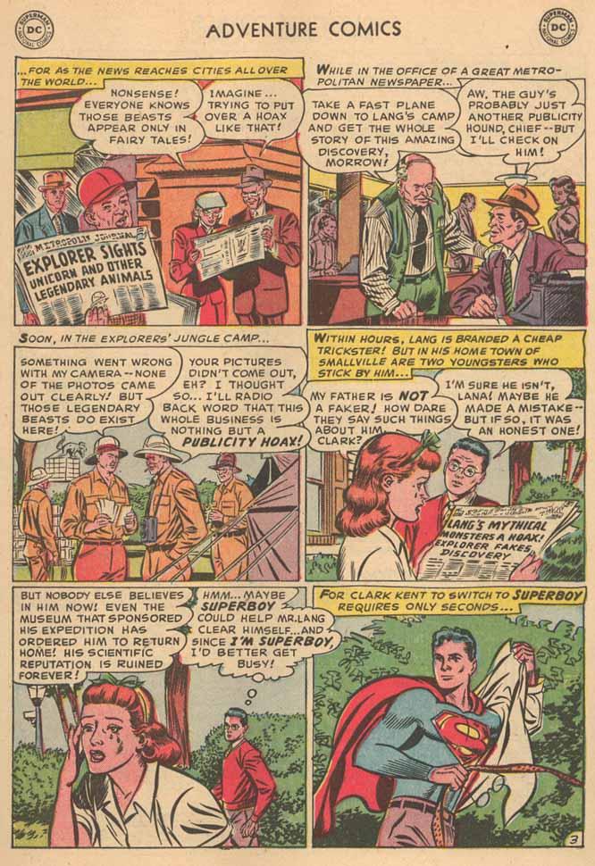 Read online Adventure Comics (1938) comic -  Issue #185 - 5