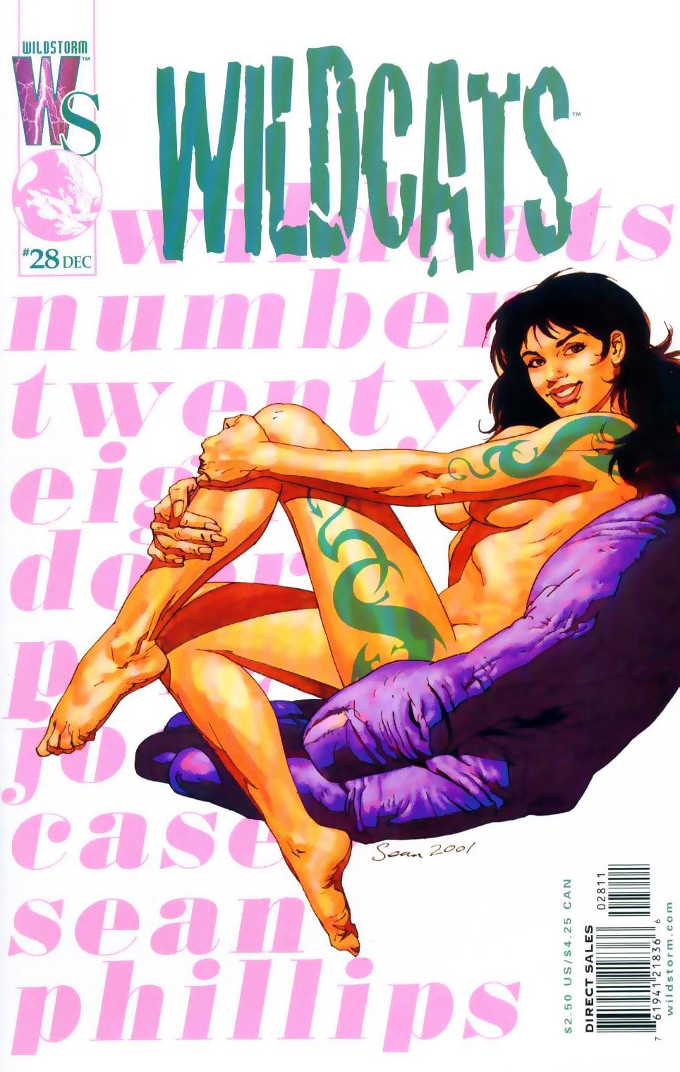 Wildcats (1999) Issue #28 #29 - English 1